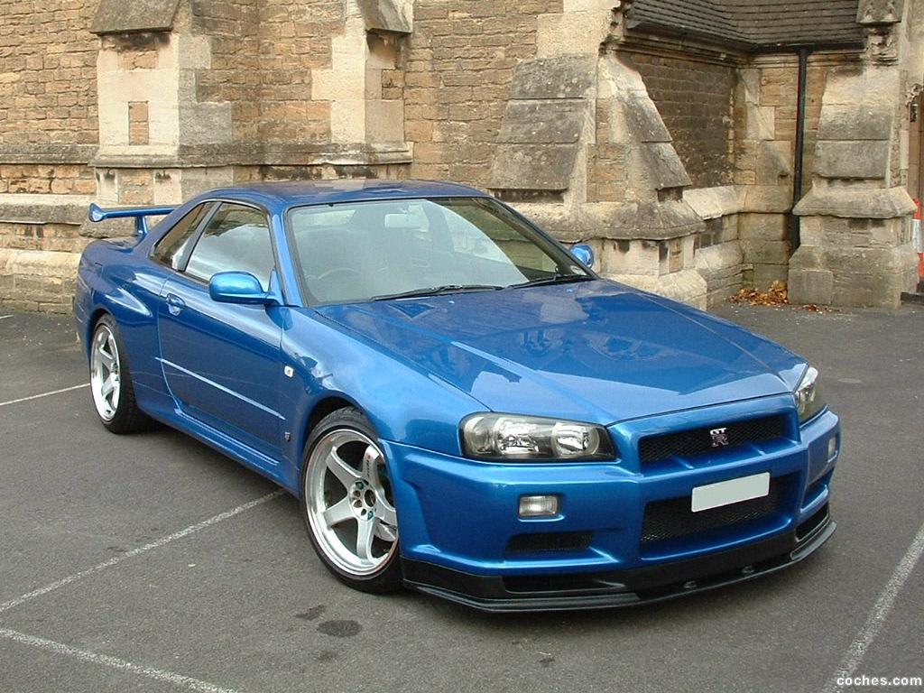 Foto 0 de Nissan Skyline GT-R BNR34 1999