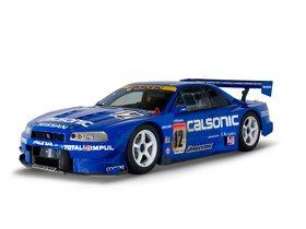 Ver foto 4 de Nissan Skyline GT-R BNR34 JGTC Race Car 1999