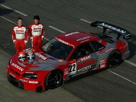 Ver foto 3 de Nissan Skyline GT-R BNR34 JGTC Race Car 1999