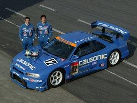 Ver foto 2 de Nissan Skyline GT-R BNR34 JGTC Race Car 1999