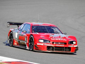 Fotos de Nissan Skyline GT-R BNR34 JGTC Race Car 1999