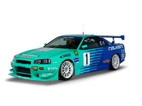 Ver foto 11 de Nissan Skyline GT-R BNR34 JGTC Race Car 1999