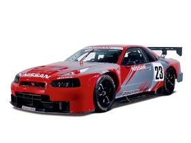 Ver foto 10 de Nissan Skyline GT-R BNR34 JGTC Race Car 1999
