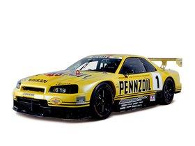 Ver foto 9 de Nissan Skyline GT-R BNR34 JGTC Race Car 1999