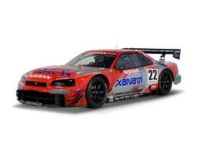 Ver foto 8 de Nissan Skyline GT-R BNR34 JGTC Race Car 1999