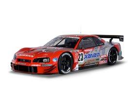 Ver foto 7 de Nissan Skyline GT-R BNR34 JGTC Race Car 1999