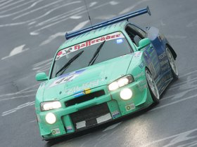 Ver foto 6 de Nissan Skyline GT-R BNR34 JGTC Race Car 1999