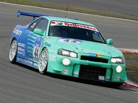 Ver foto 5 de Nissan Skyline GT-R BNR34 JGTC Race Car 1999