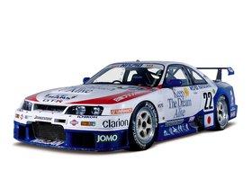 Ver foto 3 de Nissan Skyline GT-R JGTC Race Car R33 1995