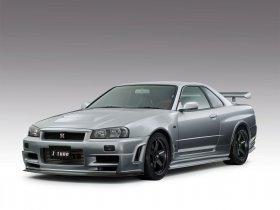 Ver foto 13 de Nissan Skyline GT-R NISMO Z-tune BNR3 2005