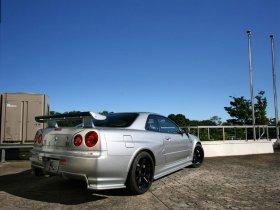 Ver foto 4 de Nissan Skyline GT-R NISMO Z-tune BNR3 2005