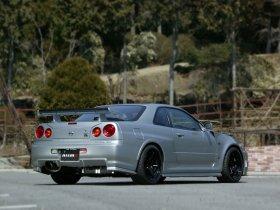 Ver foto 3 de Nissan Skyline GT-R NISMO Z-tune BNR3 2005