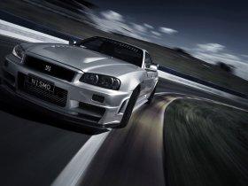 Ver foto 2 de Nissan Skyline GT-R NISMO Z-tune BNR3 2005