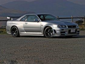 Ver foto 1 de Nissan Skyline GT-R NISMO Z-tune BNR3 2005