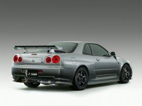 Ver foto 12 de Nissan Skyline GT-R NISMO Z-tune BNR3 2005