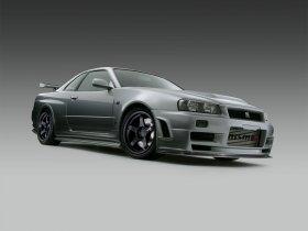 Ver foto 11 de Nissan Skyline GT-R NISMO Z-tune BNR3 2005