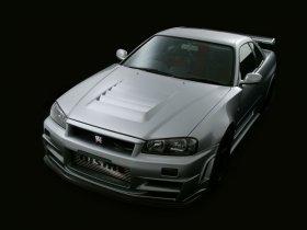 Ver foto 10 de Nissan Skyline GT-R NISMO Z-tune BNR3 2005