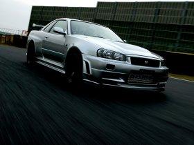Ver foto 8 de Nissan Skyline GT-R NISMO Z-tune BNR3 2005