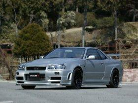 Ver foto 7 de Nissan Skyline GT-R NISMO Z-tune BNR3 2005