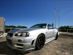 Ver foto 5 de Nissan Skyline GT-R NISMO Z-tune BNR3 2005