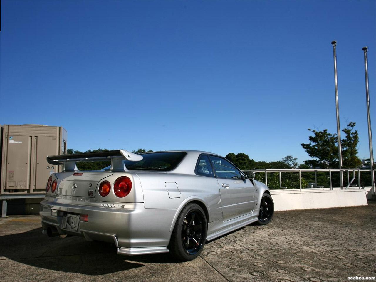 Foto 3 de Nissan Skyline GT-R NISMO Z-tune BNR3 2005