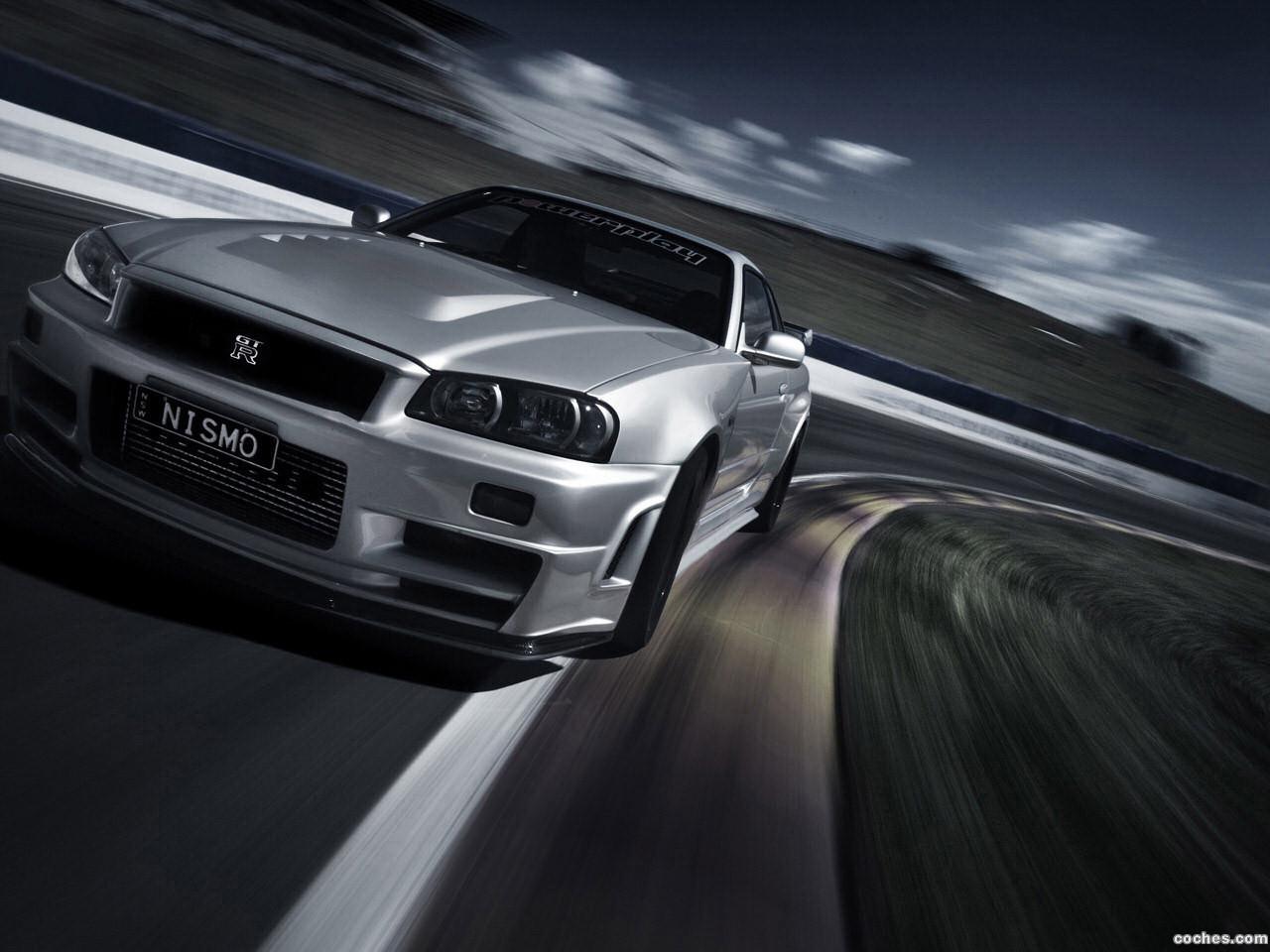 Foto 1 de Nissan Skyline GT-R NISMO Z-tune BNR3 2005