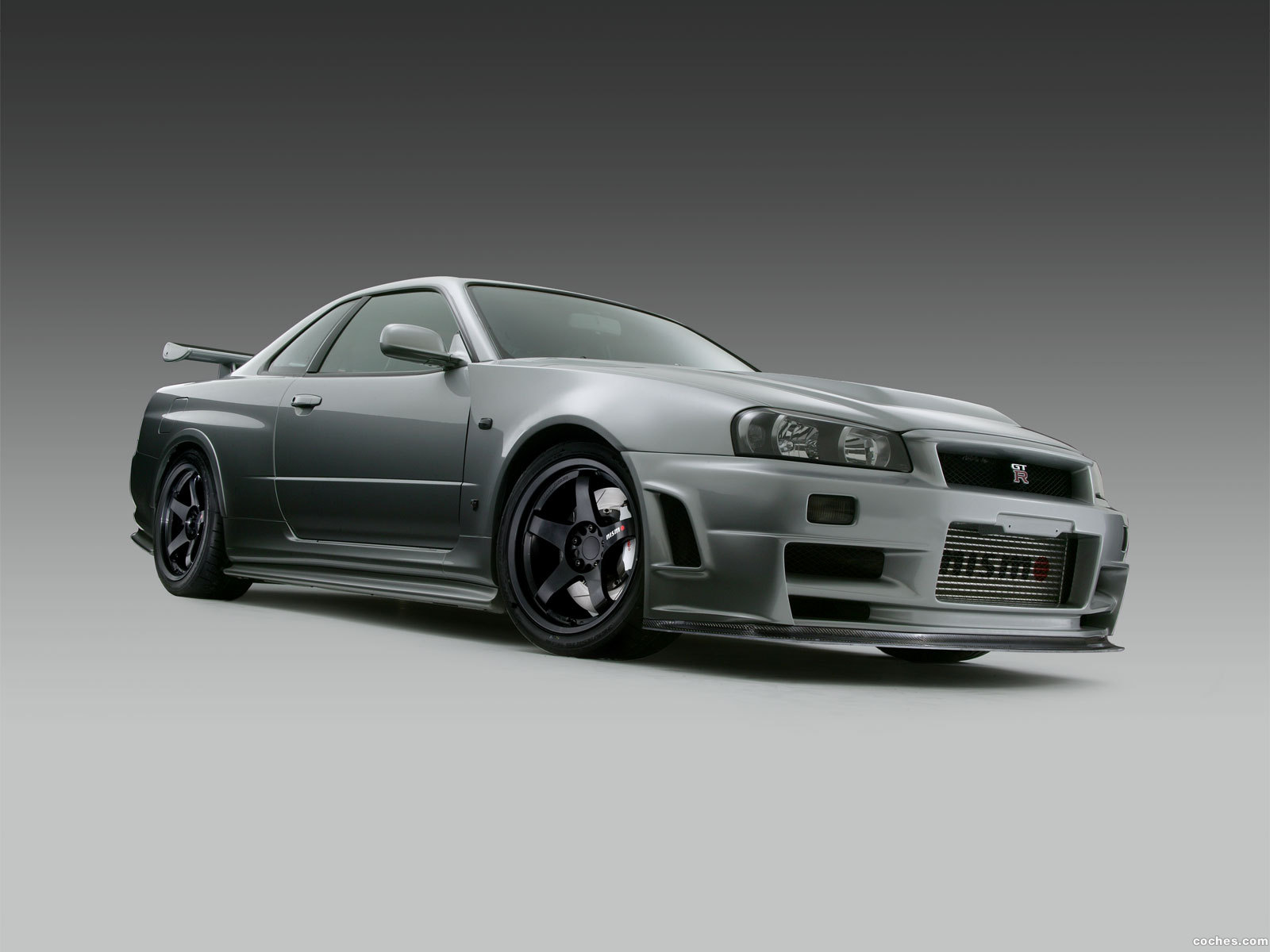 Foto 10 de Nissan Skyline GT-R NISMO Z-tune BNR3 2005