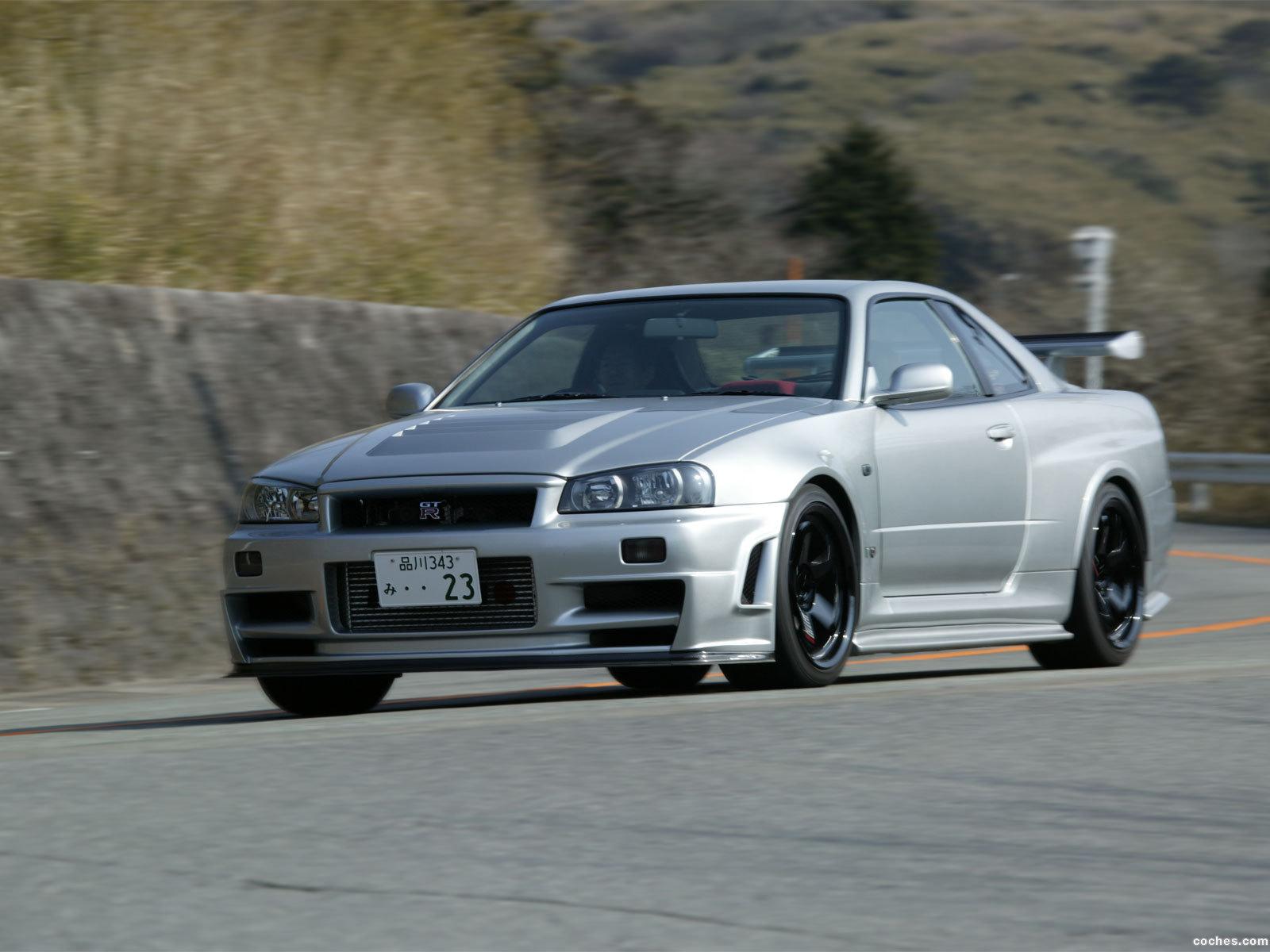 Foto 8 de Nissan Skyline GT-R NISMO Z-tune BNR3 2005