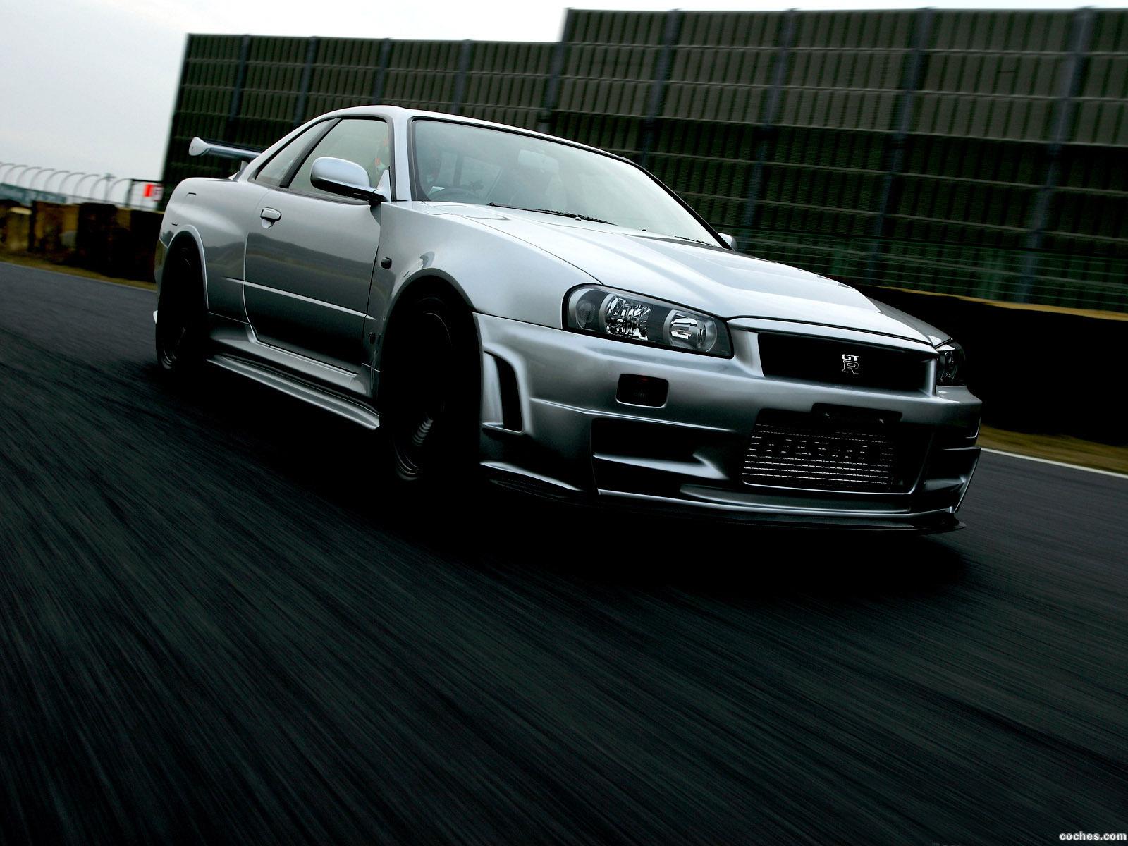 Foto 7 de Nissan Skyline GT-R NISMO Z-tune BNR3 2005