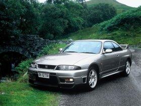 Ver foto 1 de Nissan Skyline GT-R V-Spec BCNR33 1997