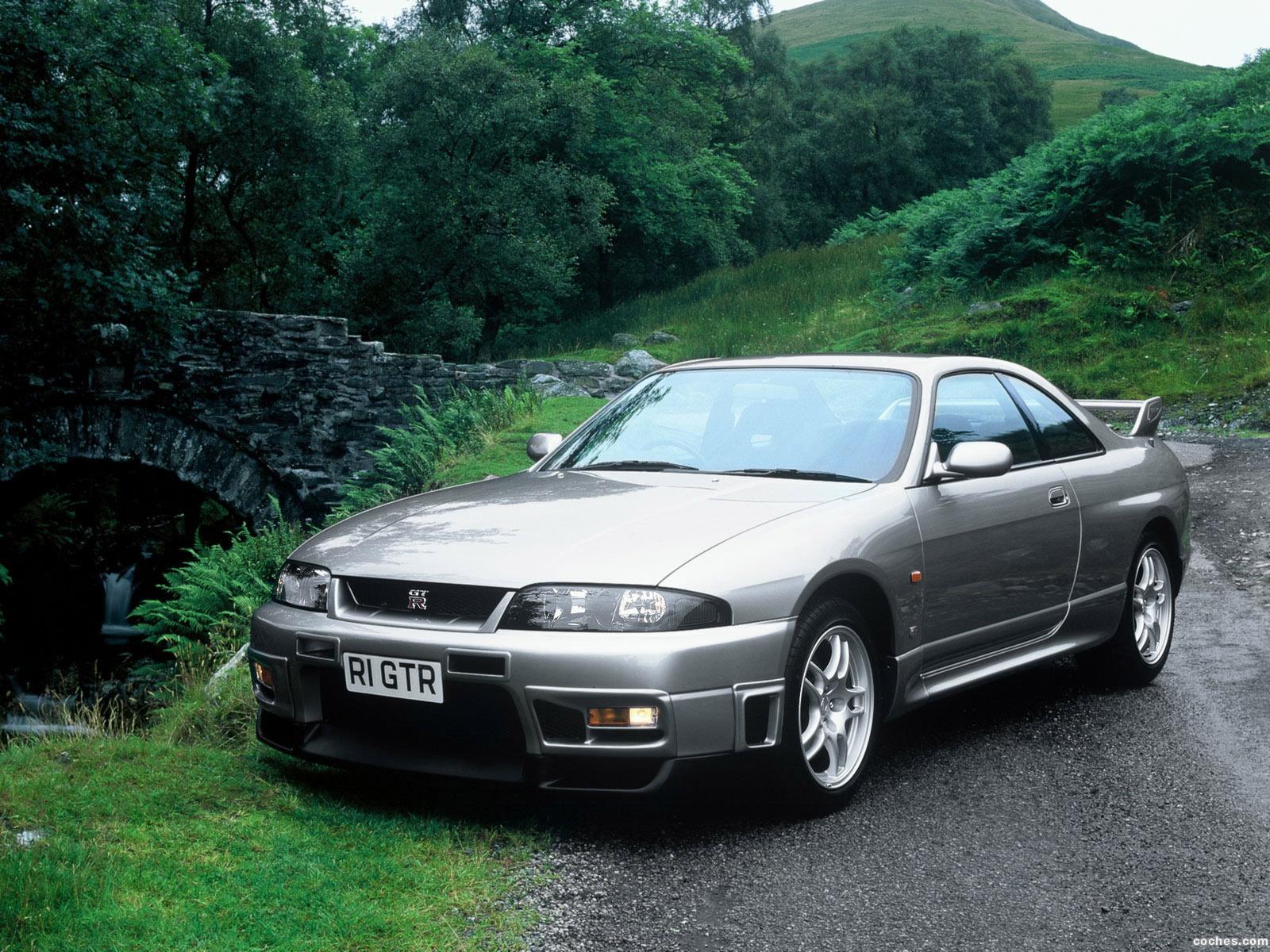 Foto 0 de Nissan Skyline GT-R V-Spec BCNR33 1997