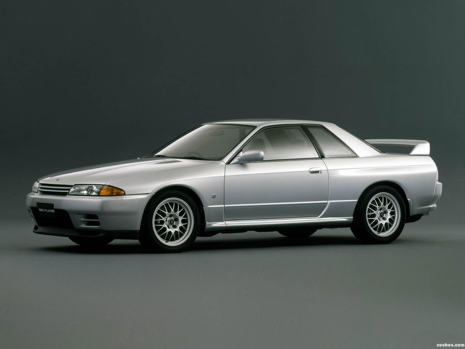 Foto 0 de Nissan Skyline GT-R V-Spec BNR32 1993
