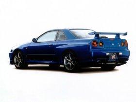Ver foto 15 de Nissan Skyline GT-R V-Spec BNR34 1999