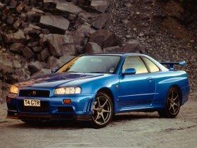 Ver foto 6 de Nissan Skyline GT-R V-Spec BNR34 1999