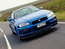 Ver foto 5 de Nissan Skyline GT-R V-Spec BNR34 1999