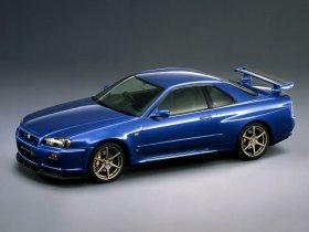 Ver foto 4 de Nissan Skyline GT-R V-Spec BNR34 1999