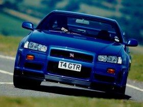 Ver foto 3 de Nissan Skyline GT-R V-Spec BNR34 1999