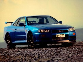 Fotos de Nissan Skyline GT-R V-Spec BNR34 1999