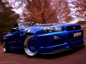 Ver foto 14 de Nissan Skyline GT-R V-Spec BNR34 1999