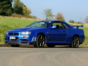 Ver foto 13 de Nissan Skyline GT-R V-Spec BNR34 1999