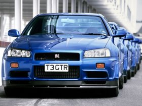 Ver foto 11 de Nissan Skyline GT-R V-Spec BNR34 1999