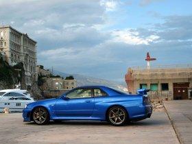 Ver foto 10 de Nissan Skyline GT-R V-Spec BNR34 1999