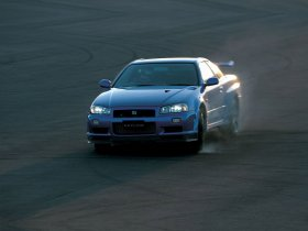 Ver foto 8 de Nissan Skyline GT-R V-Spec BNR34 1999