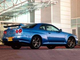 Ver foto 7 de Nissan Skyline GT-R V-Spec BNR34 1999