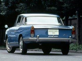 Ver foto 2 de Nissan Skyline Sport Coupe BLRA-3 1962