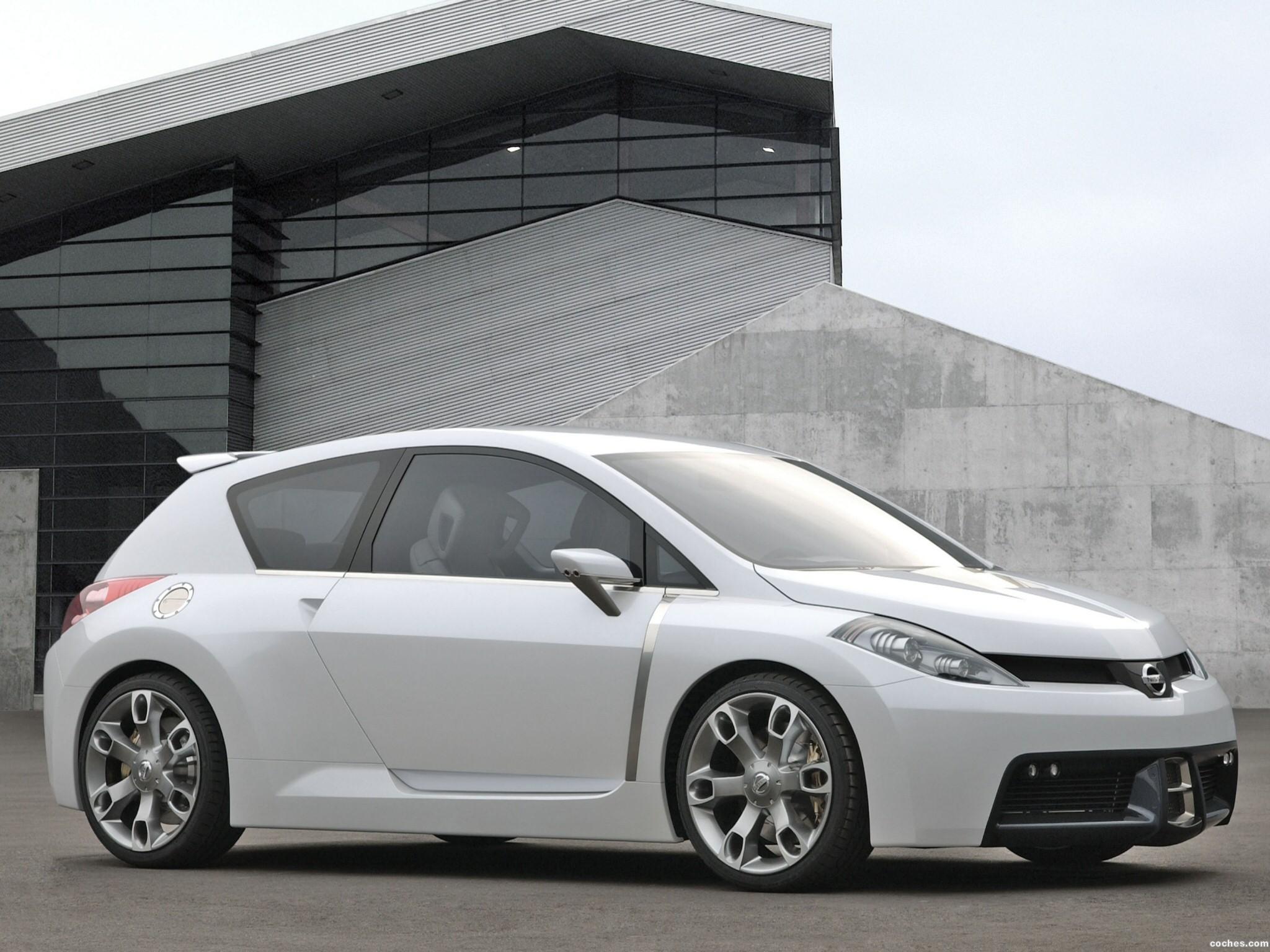 Foto 0 de Nissan Sport Concept 2005