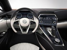 Ver foto 30 de Nissan Sport Sedan Concept 2014