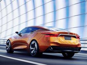 Ver foto 20 de Nissan Sport Sedan Concept 2014