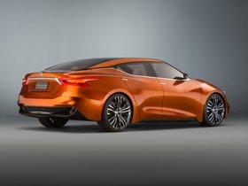 Ver foto 18 de Nissan Sport Sedan Concept 2014