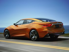 Ver foto 16 de Nissan Sport Sedan Concept 2014